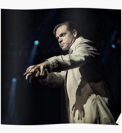 Kurt Elling, the Singer Poster