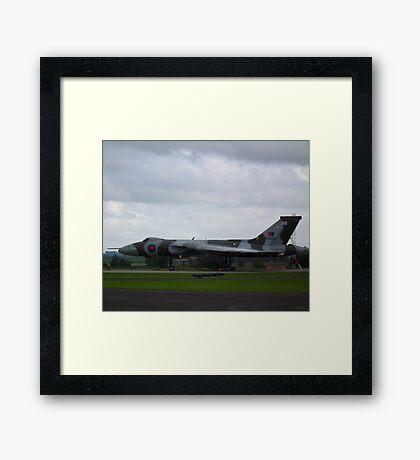 XH558 Framed Print