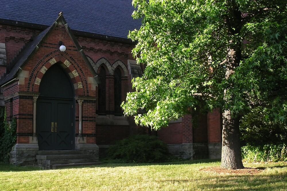 Sage Chapel by Mark  Reep