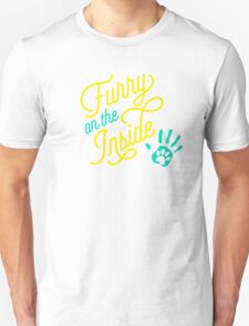 Furry on the Inside T-Shirt