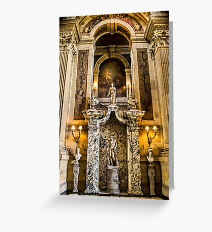 The Great Hall Greeting Card