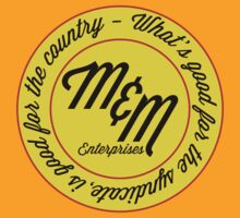 M&M Enterprises by EstragonHelmer