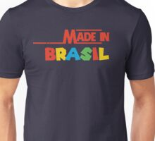 Made in Brasil Gear Accessories and Gear Unisex T-Shirt
