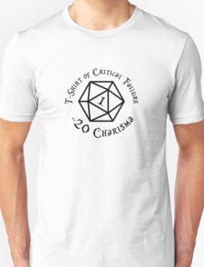 Shirt of Critical Failure T-Shirt