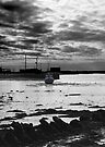 Aldeburgh Yacht Club by Darren Burroughs