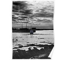 Aldeburgh Yacht Club Poster