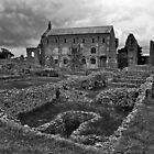 St Marys Priory by Bel Menpes