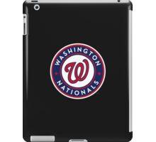 Washington Nationals iPad Case/Skin