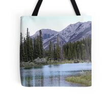 The Wedge & Wedge Pond Below Tote Bag