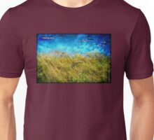 I feel the wind Unisex T-Shirt