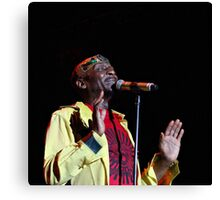 Jimmy Cliff Canvas Print