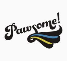 Pawsome! One Piece - Short Sleeve