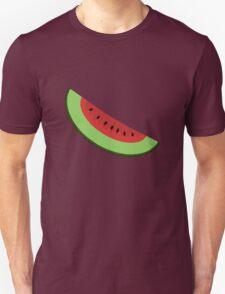 Cartoon Watermelon Slice T-Shirt