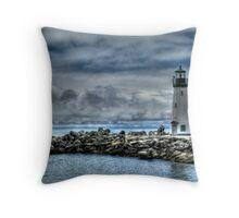Lighthouse Memories Throw Pillow
