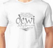 Dewi Ddyfrwr Unisex T-Shirt