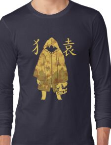 Monogatari - Suruga Monkey (stained) Long Sleeve T-Shirt