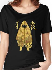 Monogatari - Suruga Monkey (stained) Women's Relaxed Fit T-Shirt