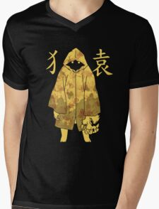 Monogatari - Suruga Monkey (stained) Mens V-Neck T-Shirt
