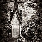 Undercliffe cemetery monument by Jason Feather