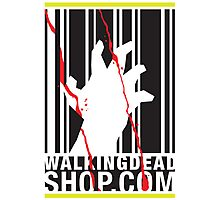 Walking Dead Shop Photographic Print
