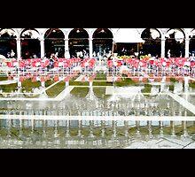 Venice Reflection 2 by Dmitri Matkovsky