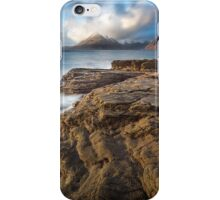 Elgol Light iPhone Case/Skin