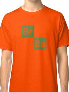 Breaking Bad - BrBa Logo Classic T-Shirt