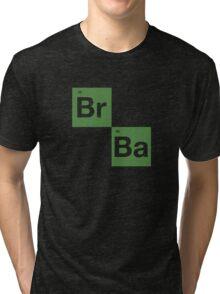 Breaking Bad - BrBa Logo Tri-blend T-Shirt