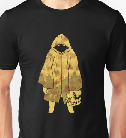 Monogatari - Suruga Monkey (variant 2, stained) Unisex T-Shirt