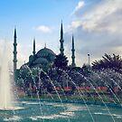 Sultanahmet's Shower - Istanbul, Turkey by Ben Prewett