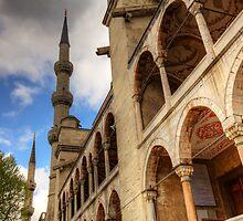Sultanahmet Patterns - Istanbul, Turkey by Ben Prewett