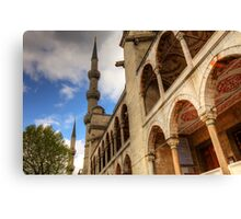 Sultanahmet Patterns - Istanbul, Turkey Canvas Print