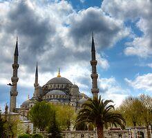 Sultanahmet Cascades - Istanbul, Turkey by Ben Prewett