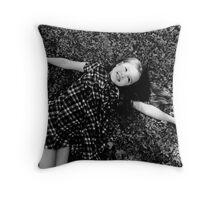 Dita summer days Throw Pillow