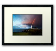 Fanad Lighthouse Framed Print