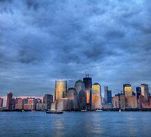 Manhattan Clipper - Manhattan, New York by Ben Prewett