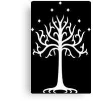 Lord of the Rings - White Tree of Gondor Canvas Print