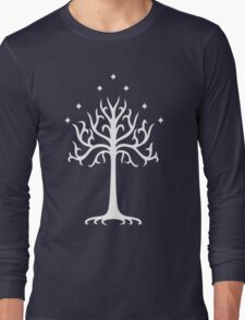Lord of the Rings - White Tree of Gondor Long Sleeve T-Shirt