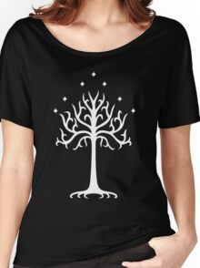 Lord of the Rings - White Tree of Gondor Women's Relaxed Fit T-Shirt