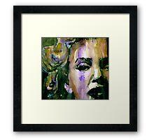 This Girl Framed Print