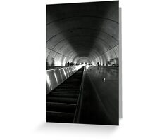 Going UP! Greeting Card