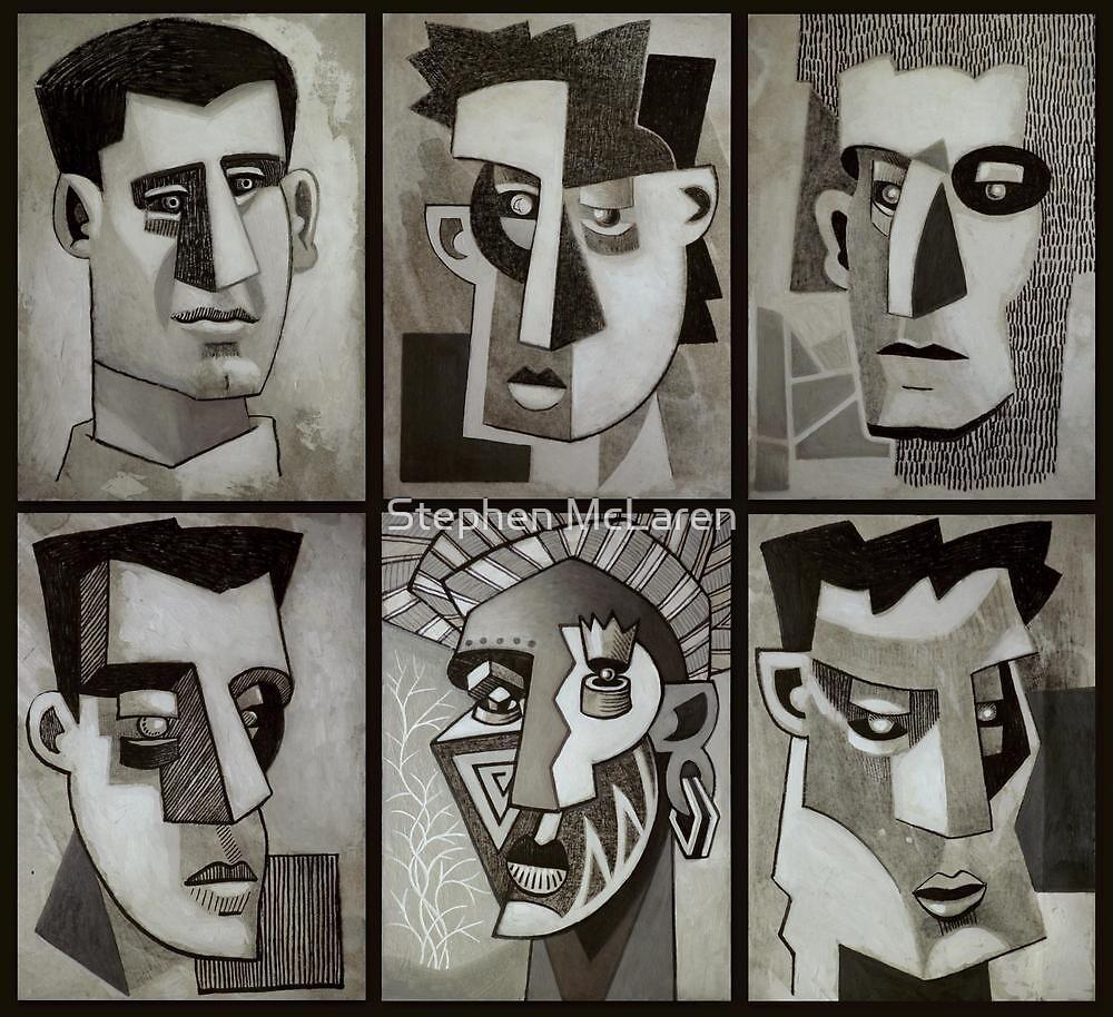 randoms by Stephen Mclaren