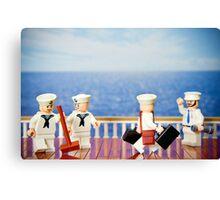 A Sailor's Life Canvas Print