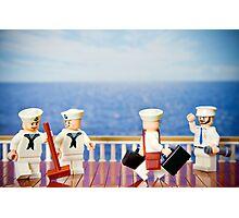 A Sailor's Life Photographic Print