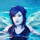 Water goddess by Renee Dawson