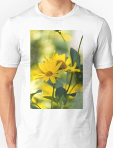 yellow flower in spring T-Shirt