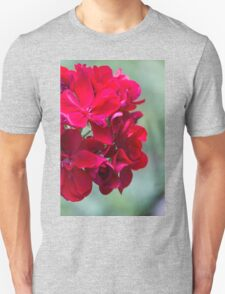 geranium in the garden T-Shirt