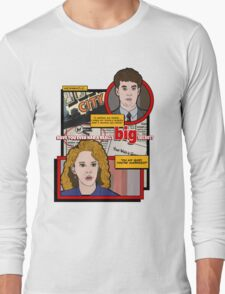 Oh My God You're Married - Big Long Sleeve T-Shirt