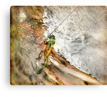 Fisherwoman 2 Canvas Print