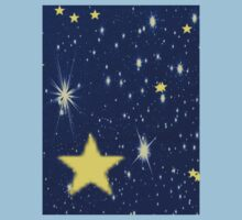 Starry, Starry Night Kids Clothes